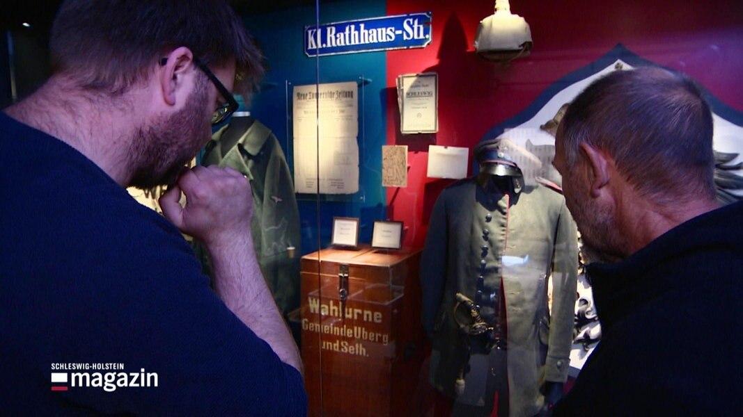 Umbau des Deutschen Museums Nordschleswig