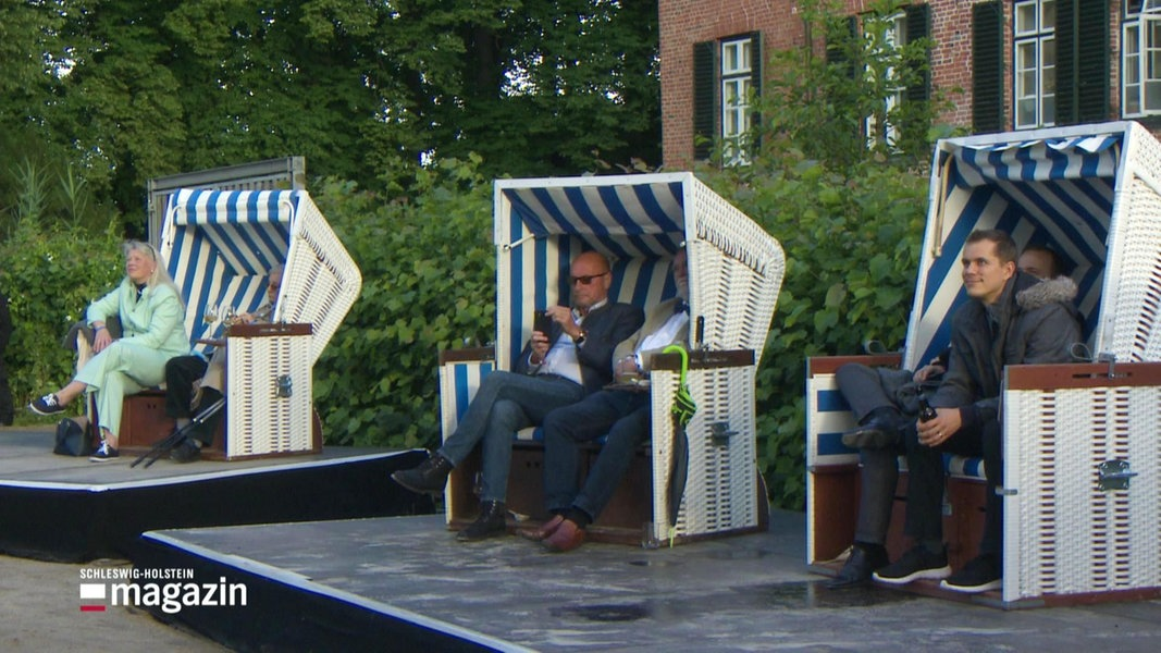 Kulturfestival Schleswig-Holstein gestartet