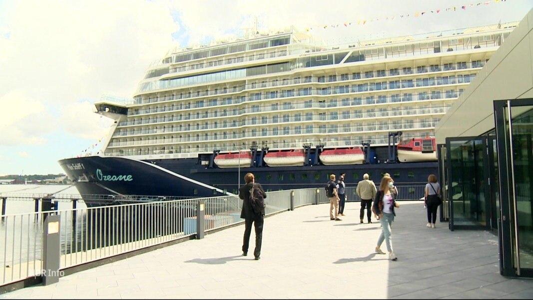 "TUI startet ""Kurz-Kreuzfahrt"" ab Kiel"