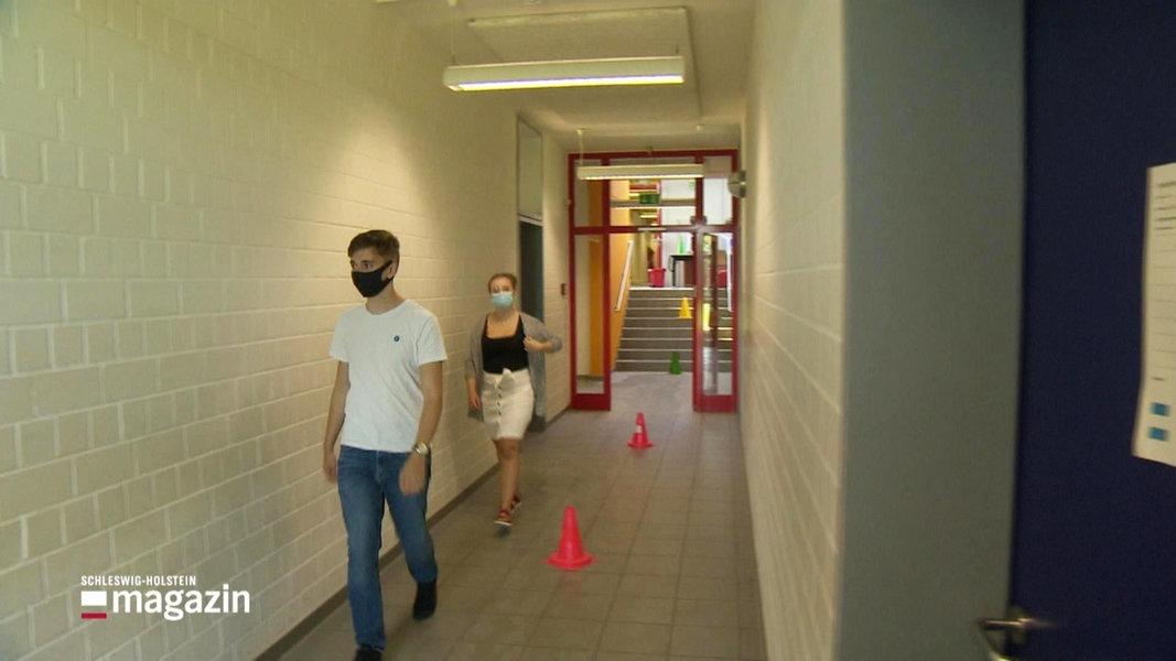 Vorsichtige Freude auf den Schulstart