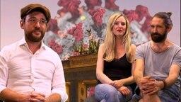 """Die beiden Schauspieler von """"Corona 2"""" im Interview."""