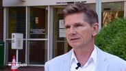 Der Gesungheitsminister Heiner Garg im Interview.