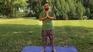 Yoga für Grüne