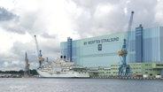 Die MV Werften Stralsund.