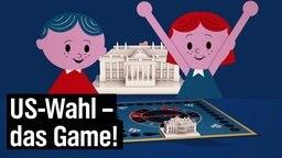Wahlen in Amerika - Das Spiel