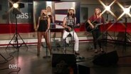 "Band ""More than words"" performt im DAS! Studio"