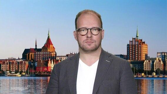 Senator Steffen Bockhahn über das weitere Vorgehen an einer Rostocker Schule.