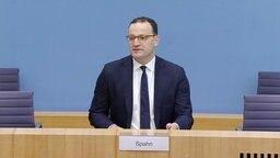 Bundesgesundheitsminister Jens Spahn.
