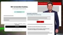 """Ein Glücks-Cookie mit der Botschaft """"ALLE akzeptieren""""."""