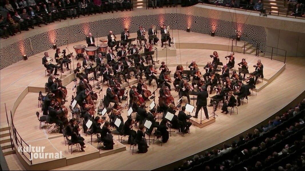 NDR Elbphilharmonie Orchester wird 75 Jahre alt