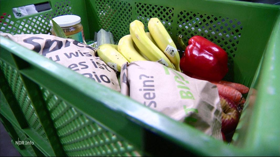 Bio-Lieferservice profitiert vom Corona-Einkaufsverhalten