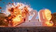 Das Jahr 2020 wird gesprengt.