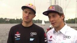 Erik Heil und Thomas Plössel