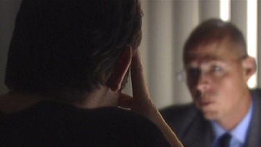 Therapiegespräch mit einem pädophilen Mann © NDR
