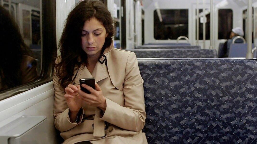 Triff niemals jemanden vom online-dating
