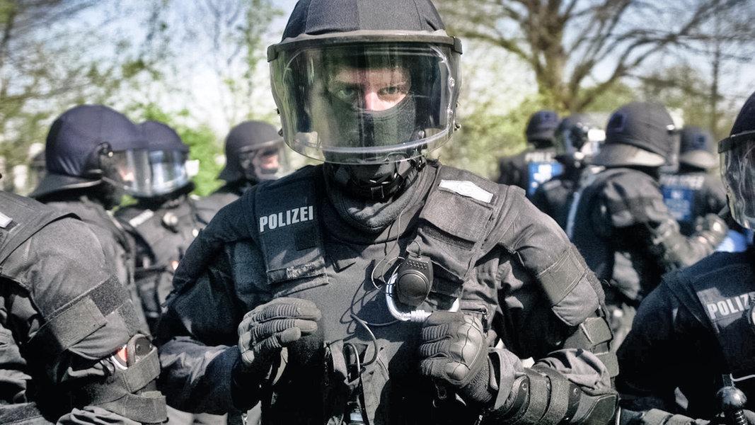7 Tage Unter Polizisten