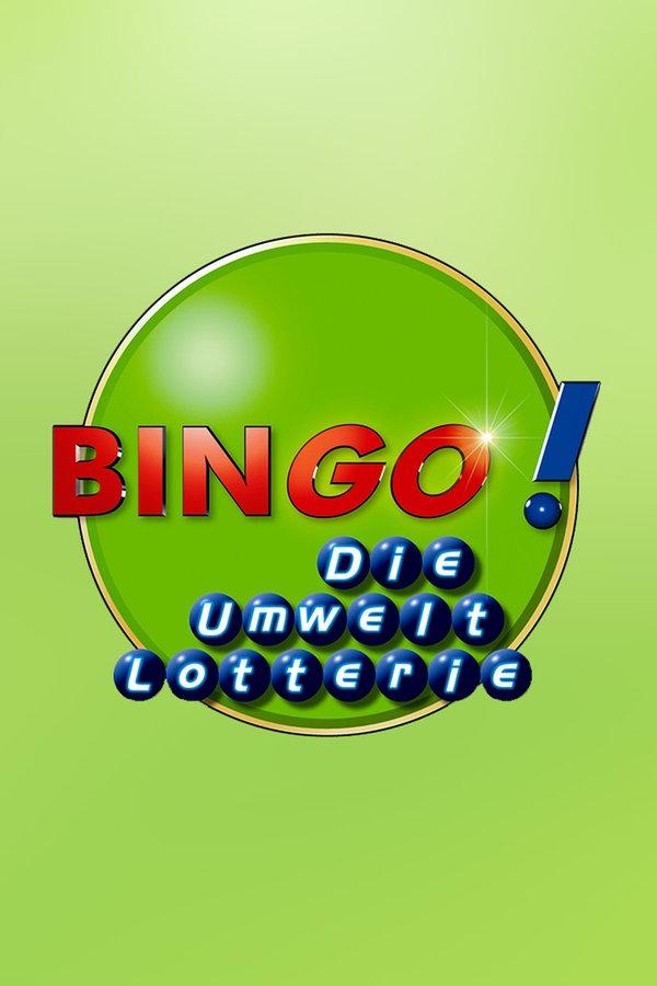 Bingo Umweltlotterie Lose