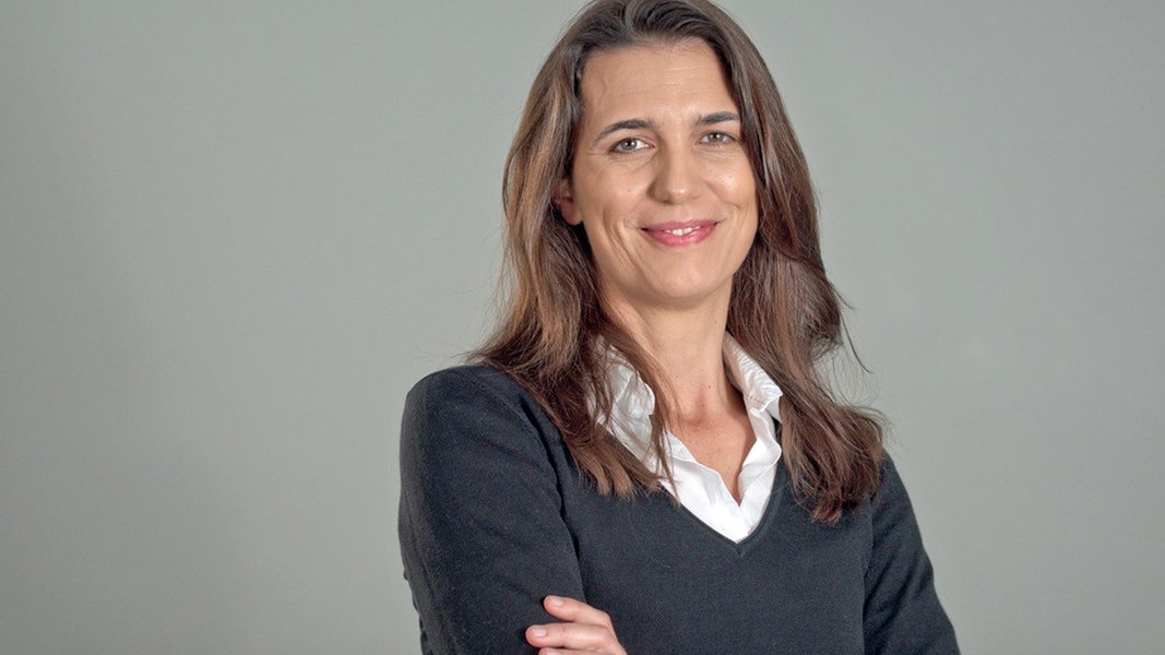 Virologin Melanie Brinkmann