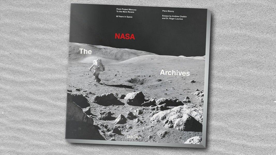 Prachtvolle Fotos aus 60 Jahren Raumfahrt