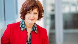 ARD-Journalistin Annette Dittert © NDR/Verena Reinke