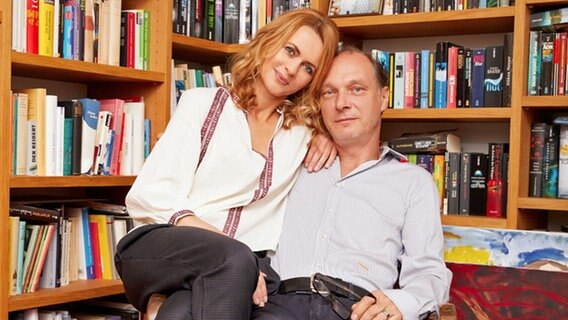Christine Sommer Und Martin Brambach Zu Gast Ndrde Fernsehen