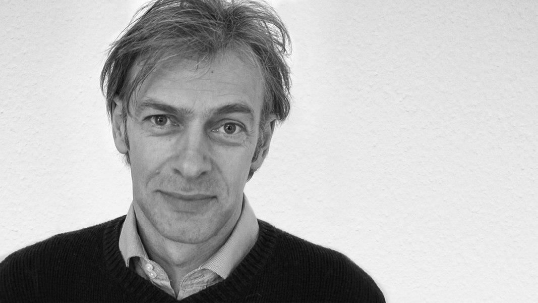Journalist Freddie Röckenhaus zu Gast