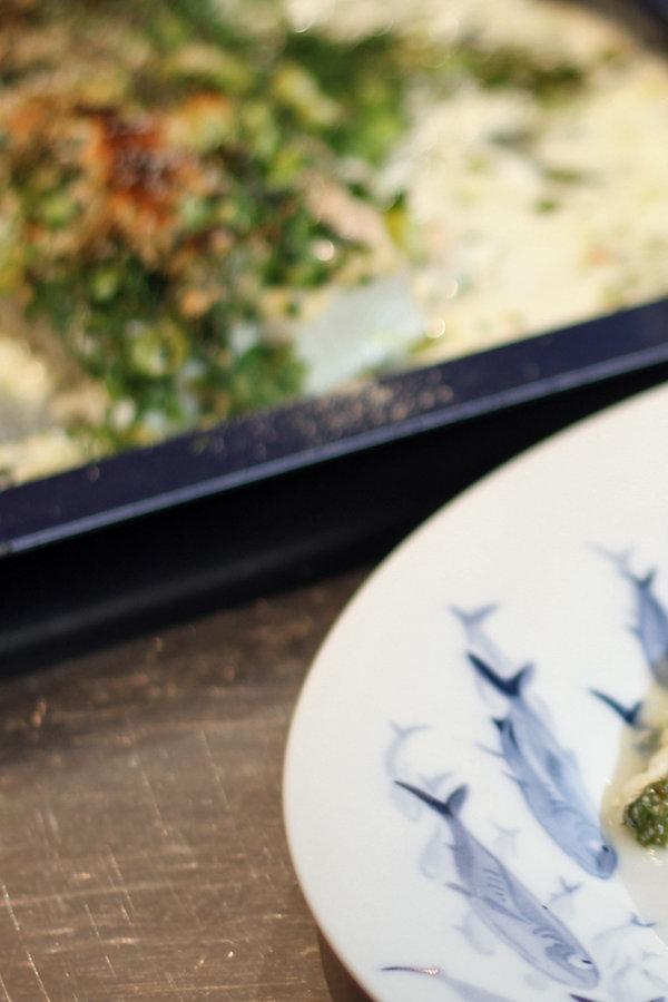 DAS! schmeckt: Seelachs aus dem Ofen