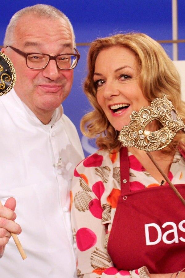 Venezianisches Karnevals-Menü im DAS! Kochstudio