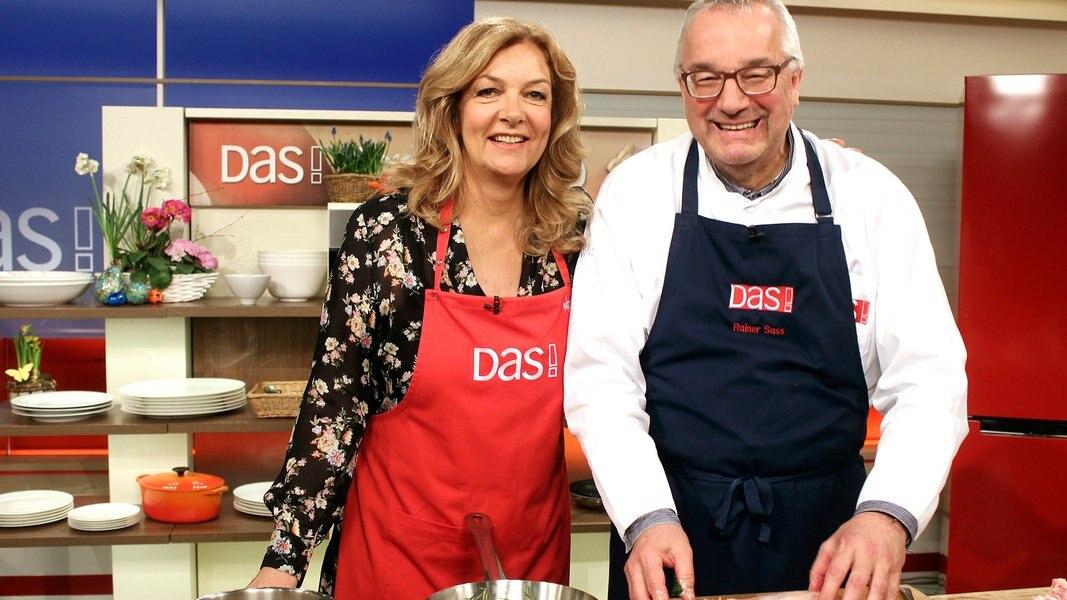 Oster-Rezepte aus dem DAS! Kochstudio