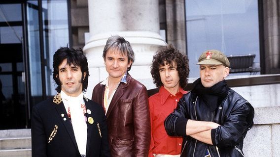 The Flying Pickets © Picture-Alliance / Photoshot