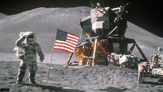 Mond Landung