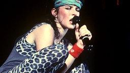 Die deutsche Sängerin Nena. © picture-alliance/dpa Foto: Gerecht
