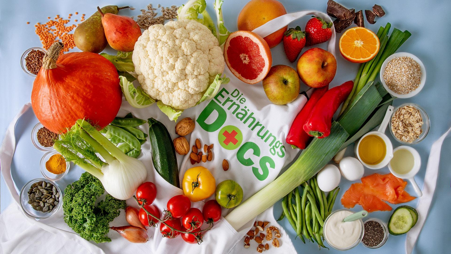 Ernährung bei Arthrose: wenig Fleisch, viel Grünes  NDR.de