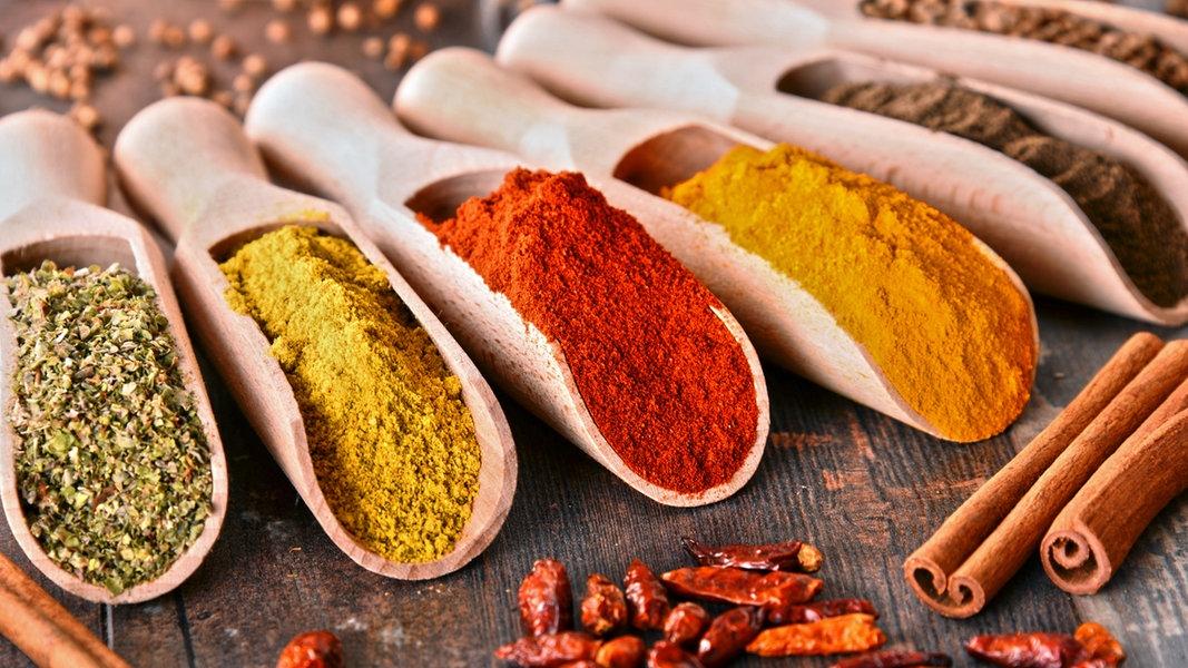 Indisch kochen mit gesunden Gewürzen