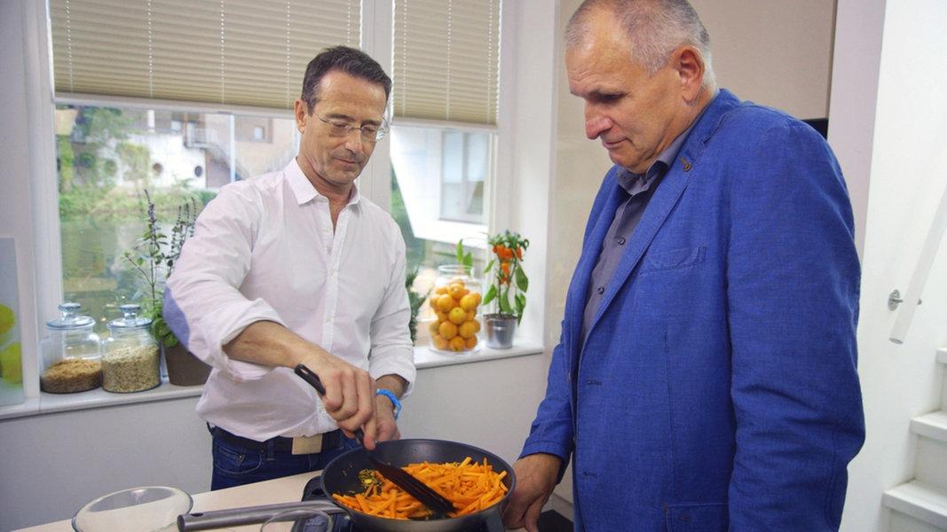 Die ern hrungs docs folge 13 fernsehen for Kochen bei gicht