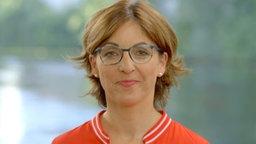 Porträt von Dr. med. Silja Schäfer, Ernährungs-Doc. © NDR Foto: Moritz Schwarz