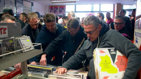 Record Store Day 2018 bei Michelle.