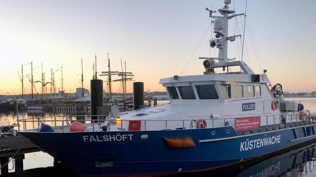 die nordstory - Kontrolle auf See