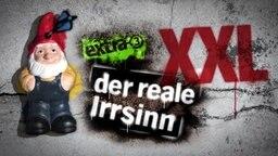 Logo der Sendung extra 3 Spezial: Der reale Irrsinn XXL