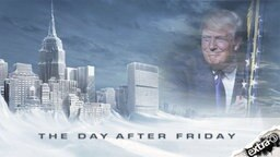 """Donald Trump in """"The Day after Friday"""""""