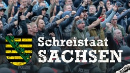 Schreistaat Sachsen