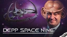 Markus Söder und sein Raumfahrtprogramm: Depp Space Nine.