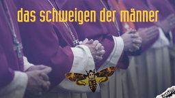 """Katholische Geistliche in """"Das Schweigen der Männer""""."""