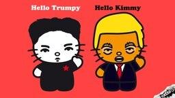 Hello Trumpy ! - Hello Kimmy!