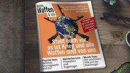Titelblatt der Zeitschrift: Meine Waffen und ich.