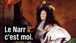 Donald Trump: Le Narr c'est moi.