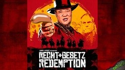 Armin Laschet präsentiert Recht+Gesetz Redemption