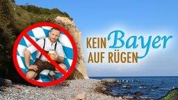 Kein Bayer auf Rügen