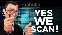 SCHUFA - Yes we scan!