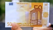 Banknote: 50 Euro Deluxe